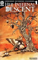 After-Shock Comics's Her Infernal Descent Issue # 1b