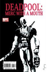 Marvel Comics's Deadpool: Merc with a Mouth Issue # 4