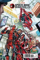Marvel Comics's Spider-Man / Deadpool Issue # 14b