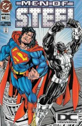 DC Comics's Steel Issue # 14b