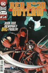 DC Comics's Red Hood and the Outlaws Issue # 29