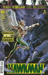 DC Comics's Hawkman Issue # 16