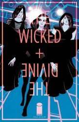 Image Comics's The Wicked + The Divine Issue # 38b