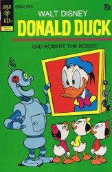 Gold Key's Donald Duck Issue # 147b