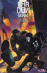 Valiant Entertainment's Shadowman Issue # 1sccc