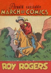 Western Printing Co.'s March of Comics Issue # 62f
