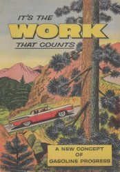 Ethyl Corporation's It's the Work that Counts Issue nn