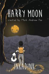 Rabbit Publishers's The Amazing Adventures of Harry Moon: Inkadink Hard Cover # 1