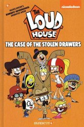 Papercutz's Loud House Hard Cover # 12