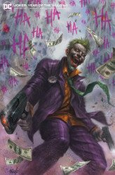 DC Comics's Joker: Year of the Villain Issue # 1scorpion-b