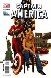 Marvel's Captain America Issue # 49