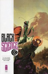 Image's Black Science Issue # 8