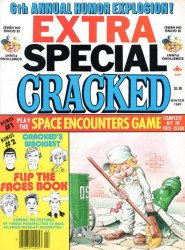 Major Magazines's Extra Special Cracked Issue # 6