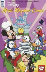 IDW Publishing's Disney Magic Kingdom Comics Issue # 2