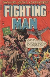 Ajax-Farrell's The Fighting Man Issue # 7