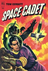 PS Artbooks's Pre-Code Classics: Tom Corbett, Space Cadet Hard Cover # 1b