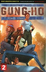 Ablaze Media's Gung-Ho Issue # 2c