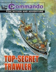 D.C. Thomson & Co.'s Commando: For Action and Adventure Issue # 3307