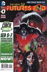 DC Comics's New 52: Futures End Issue # 0ccc