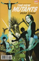 Marvel Comics's New Mutants: Dead Souls Issue # 1e