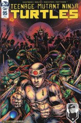 IDW Publishing's Teenage Mutant Ninja Turtles Issue # 95mcc