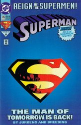 DC Comics's Superman Issue # 78