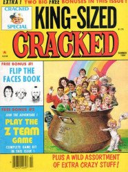 Major Magazines's King-Sized Cracked Issue # 18