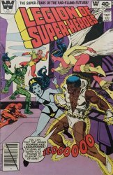 DC Comics's Legion of Super-Heroes Issue # 264b