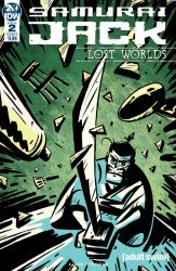 IDW Publishing's Samurai Jack: Lost Worlds Issue # 2b