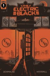 Scout Comics's The Electric Black Issue # 1