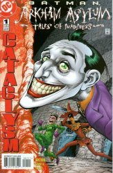 DC Comics's Batman: Arkham Asylum - Tales of Madness Issue # 1