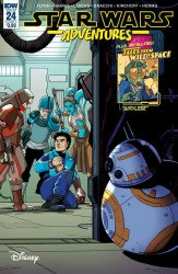 IDW Publishing's Star Wars Adventures Issue # 24