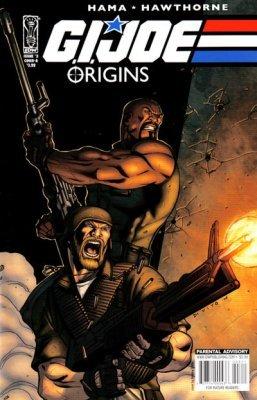 IDW Publishings GI Joe Origins Issue 3