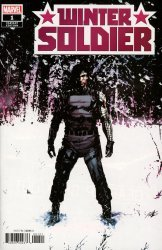 Marvel Comics's Winter Soldier  Issue # 1b