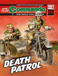 D.C. Thomson & Co.'s Commando: For Action and Adventure Issue # 5436