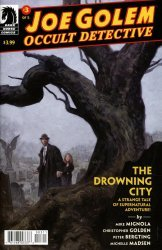 Dark Horse Comics's Joe Golem: Occult Detective - Drowning City Issue # 3