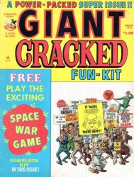 Major Magazines's Giant Cracked Issue # 14