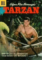 Dell Publishing Co.'s Tarzan Issue # 94b