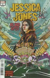 Marvel Comics's Jessica Jones: Blind Spot Issue # 1b