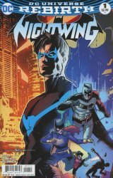DC Comics's Nightwing Issue # 1