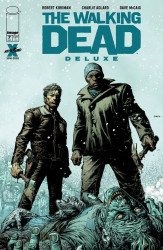 Image Comics's Walking Dead: Deluxe Issue # 7