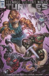 IDW Publishing's Teenage Mutant Ninja Turtles Universe Issue # 20