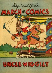 Western Printing Co.'s March of Comics Issue # 19