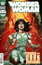 DC Comics's Wonder Woman Issue # 73