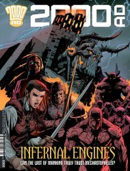 Rebellion's 2000 A.D. Issue # 2093