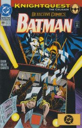 DC Comics's Detective Comics Issue # 669b