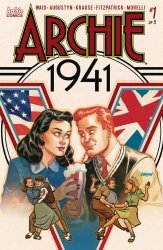 Archie Comics Group's Archie 1941 Issue # 1d