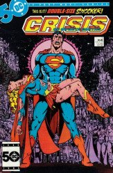 DC Comics's Crisis on Infinite Earths Issue # 7