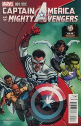 Marvel Comics's Captain America and the Mighty Avengers Issue # 1wwtulsa
