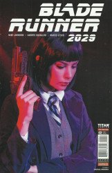 Titan Comics's Blade Runner 2029 Issue # 2d